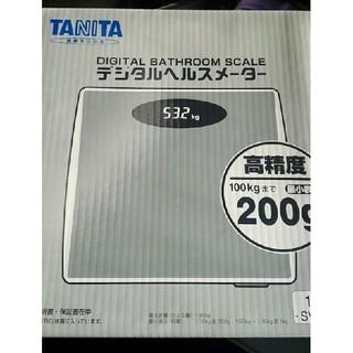 タニタ(TANITA)の【訳アリ】TANITA タニタ デジタルヘルスメーター 1630 体重計(体重計)