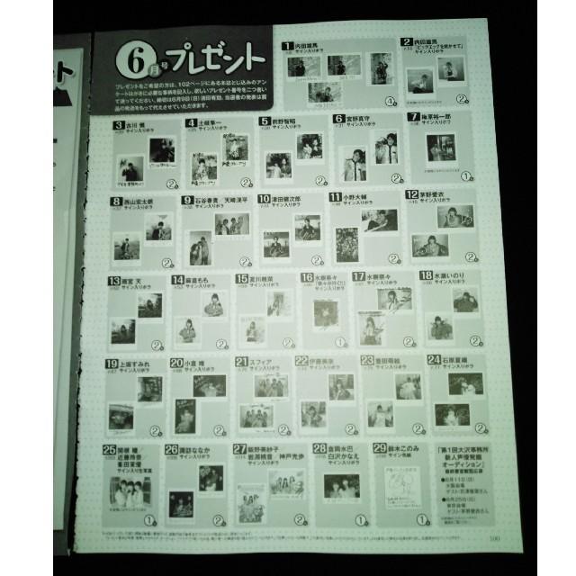 声優グランプリ 2019 6月号 エンタメ/ホビーの雑誌(アート/エンタメ/ホビー)の商品写真