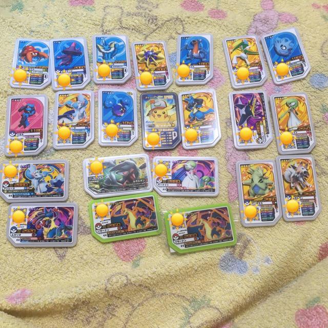 ポケモン(ポケモン)のポケモンガオーレ エンタメ/ホビーのトレーディングカード(その他)の商品写真