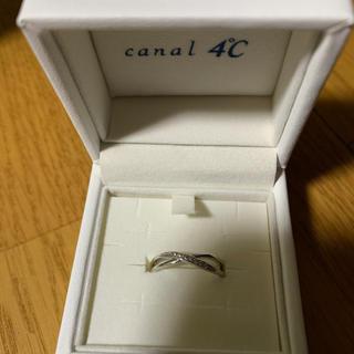 カナルヨンドシー(canal4℃)の4℃ リング(リング(指輪))