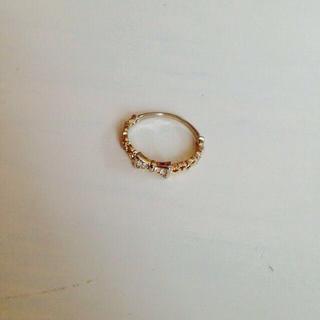 リボン 指輪(リング(指輪))