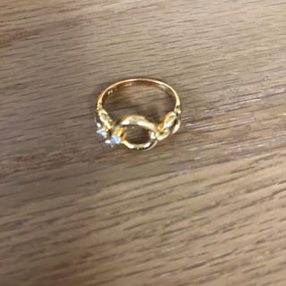 ジュエリーツツミ(JEWELRY TSUTSUMI)の18金(リング(指輪))