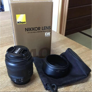 Nikon - 最終値下げ。ニコン レンズ 40-2.8