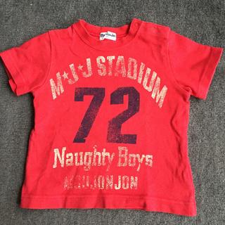 ムージョンジョン(mou jon jon)のベビーTシャツ(Tシャツ)