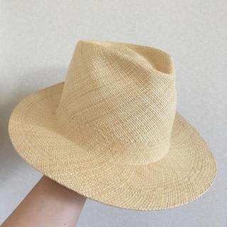 『新品 California store  中目黒 PANAMA』(麦わら帽子/ストローハット)