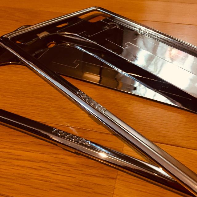 トヨタ(トヨタ)のコウ様専用 自動車/バイクの自動車(車外アクセサリ)の商品写真