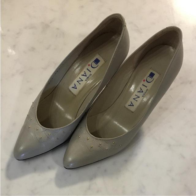 DIANA(ダイアナ)のダイアナ レディース ハイヒール パンプス 20.5 小さいサイズ レディースの靴/シューズ(ハイヒール/パンプス)の商品写真