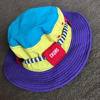 チャムス(CHUMS)のチャムス ベビー キッズ 帽子(帽子)