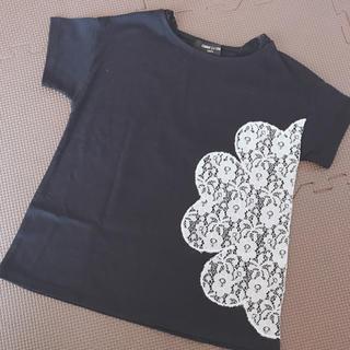 コムサイズム(COMME CA ISM)のコムサ 女の子 Tシャツ(Tシャツ/カットソー)