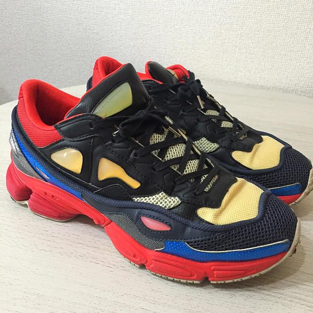 RAF SIMONS(ラフシモンズ)の値下げ!早い者勝ち!希少RAF SIMONS × adidas メンズの靴/シューズ(スニーカー)の商品写真