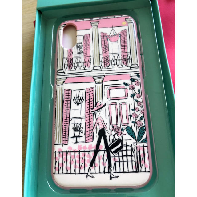 iphone8 強化 ガラス ケース / 【Kate  spaede】iPhone XR  モバイルケース  新品未使用の通販 by safa's shop|ラクマ