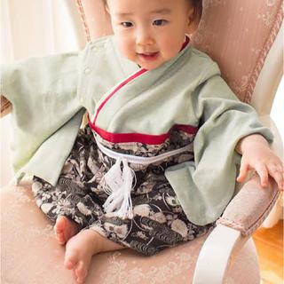 mikihouse - スウィートマミー ベビー袴