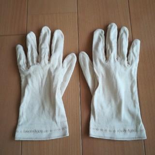 Courreges - クレージュ UV手袋(オフホワイト)
