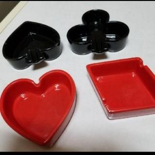 ラスト! 可愛いトランプ型の灰皿(*^^*)