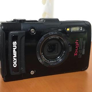 オリンパス(OLYMPUS)のオリンパス STYLUS TG-2 Tough  防水 デジタルカメラ(コンパクトデジタルカメラ)