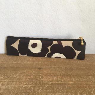 マリメッコ(marimekko)のマリメッコ ミニペンケース Handmade(その他)