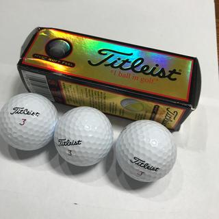 タイトリスト(Titleist)のゴルフボール タイトリスト (ゴルフ)