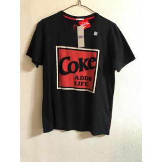 ジーユー(GU)の☆GU  グラフィックT  メンズ  S(Tシャツ/カットソー(半袖/袖なし))