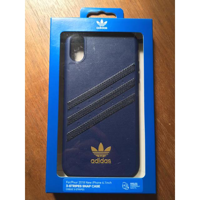 100 円 ショップ iphone8 ケース 、 adidas - 新品正規品adidasオフィシャルiPhoneXRケース ネイビー アディダスの通販 by shop|アディダスならラクマ