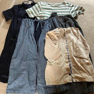 セレクト(SELECT)の(美品)レディース  春夏服 5点セット ナチュラル系(セット/コーデ)