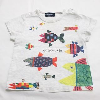 kladskap - kladskap 半袖Tシャツ 80センチ