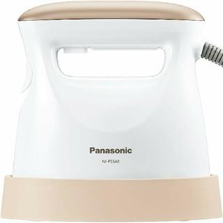 パナソニック(Panasonic)の【新品】Panasonic 衣類スチーマー NI-FS540(アイロン)