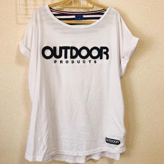 アウトドアプロダクツ(OUTDOOR PRODUCTS)のOUTDOOR Tシャツ nontac♡さま専用(Tシャツ(半袖/袖なし))
