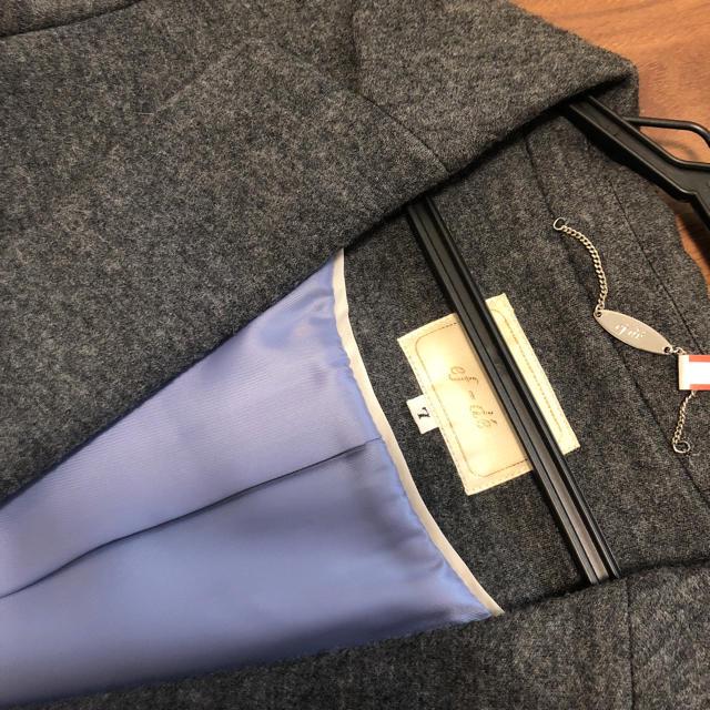 ef-de(エフデ)のエフデ 冬物 スーツ セットアップ 7号 レディースのフォーマル/ドレス(スーツ)の商品写真