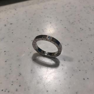 カルティエ(Cartier)のカルティエ ラニエール 一粒ダイヤ #54(リング(指輪))