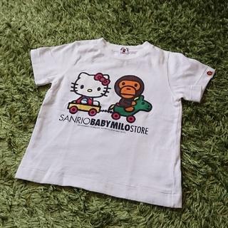 アベイシングエイプ(A BATHING APE)のベンガル様専用。 BAPE KIDS 100  Tシャツ (Tシャツ/カットソー)