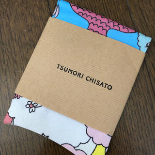 ツモリチサト(TSUMORI CHISATO)のTSUMORI CHISATOツモリチサトレア!富士山と家のソックス 値下げ!(ソックス)