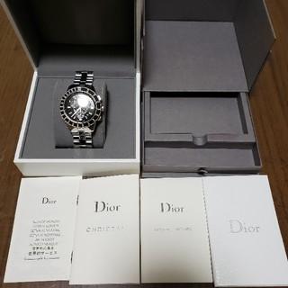 ディオールオム(DIOR HOMME)のディオール クリスタルクロノグラフ(腕時計(アナログ))