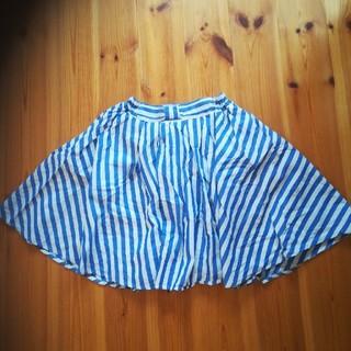 ジーユー(GU)のGU スカート 150センチ(スカート)