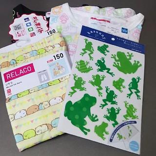 シマムラ(しまむら)のkeroyon様専用 サイズ150 サンリオ しまむら 半袖Tシャツ リラコ(Tシャツ/カットソー)