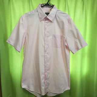 スーツカンパニー(THE SUIT COMPANY)のメンズLL 半袖シャツ オープンカラーシャツ(シャツ)