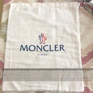 モンクレール(MONCLER)のMONCLER 布袋(ショップ袋)