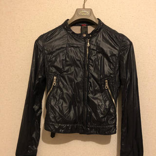 ダブルスタンダードクロージング(DOUBLE STANDARD CLOTHING)のジャケット ライダース風(ライダースジャケット)