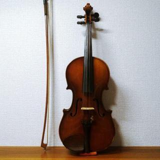 【天然虎杢高級材】スズキ 1/2 特シリーズ No.1 バイオリン 1963(ヴァイオリン)