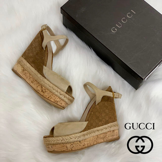 グッチ(Gucci)の639 GUCCI サンダル(サンダル)