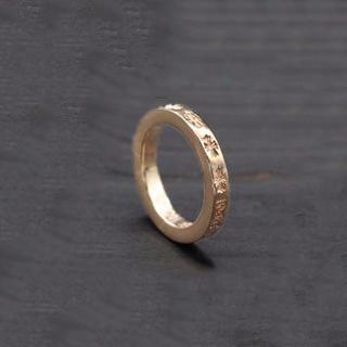 クロムハーツ(Chrome Hearts)のZ000007クロムハーツ CHクロスリング(リング(指輪))