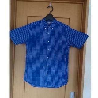 ユニクロ(UNIQLO)のメンズ チェックシャツ M ユニクロ(シャツ)