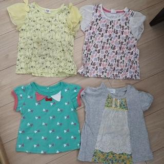 WILL MERY - 女の子Tシャツ4枚まとめ売り 90