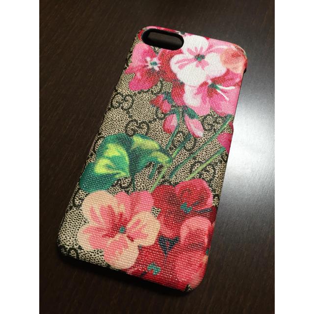 Gucci - 新品・未使用スマホケース♡iPhone 7/8の通販