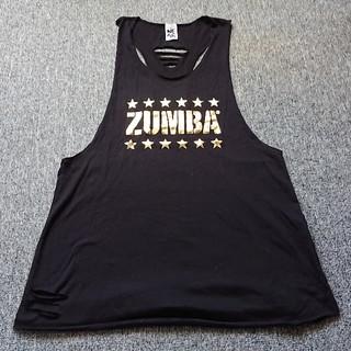 Zumba - Zumba Instructor Ripped Loose Tank【黒】-XS