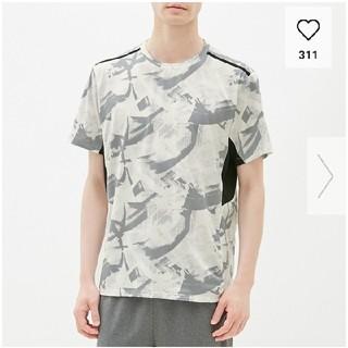 ジーユー(GU)のGU クルーネックT 半袖(Tシャツ/カットソー(半袖/袖なし))