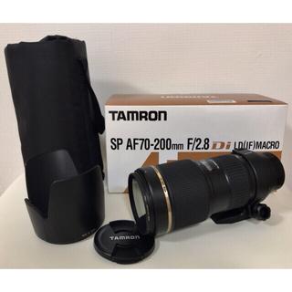 TAMRON - TAMRON SP AF70-200mm F/2.8 A001P PENTAX用