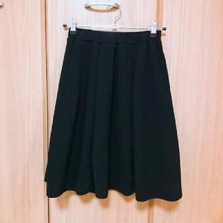 しまむら - 未使用 しまむら スカート 黒 M