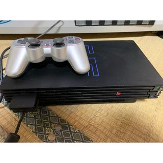 プレイステーション2(PlayStation2)のPS2本体 コントローラセット(家庭用ゲーム本体)