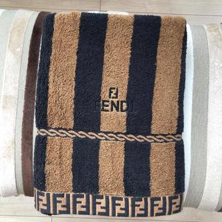 FENDI  バスタオル  未使用品