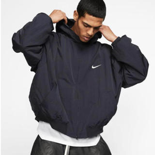 NIKE - 今日まで【S】fear of god bomber jacket